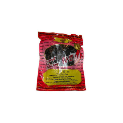 DATILES NEGROS 200G (GOLDEN DIAMOND)