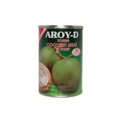 COCO EN ALMIBAR 440G (AROY-D)