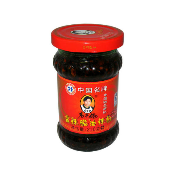 [:es]SALSA CHILE 200G (OLD MOTHER)[:en]SALSA CHILE 200G (OLD MOTHER)[:zh]老干妈牌油辣椒 200G[:]